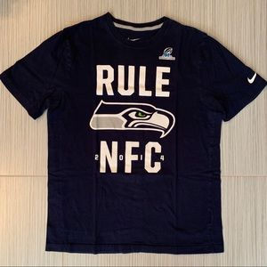 Nike SEAHAWKS cotton T-shirt
